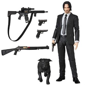 John Wick 2 MAFEX Action Figure By Medicom